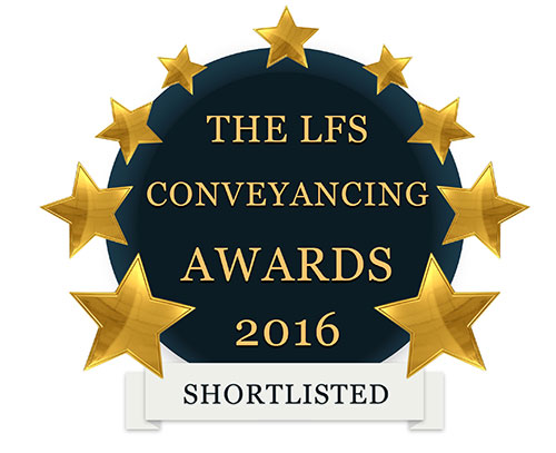 ConveyancingFirm of the Year