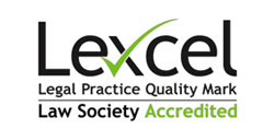 Lexcel Accreditated